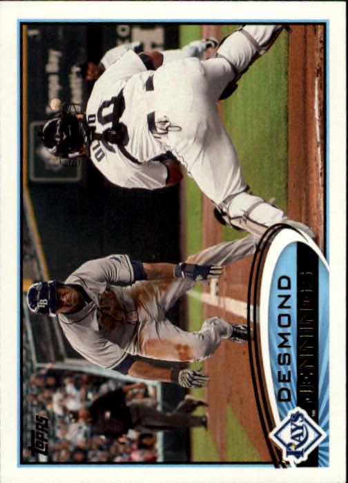 2012 Topps #5 Desmond Jennings