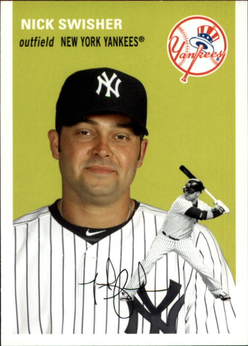 2012 Topps Archives #2 Nick Swisher