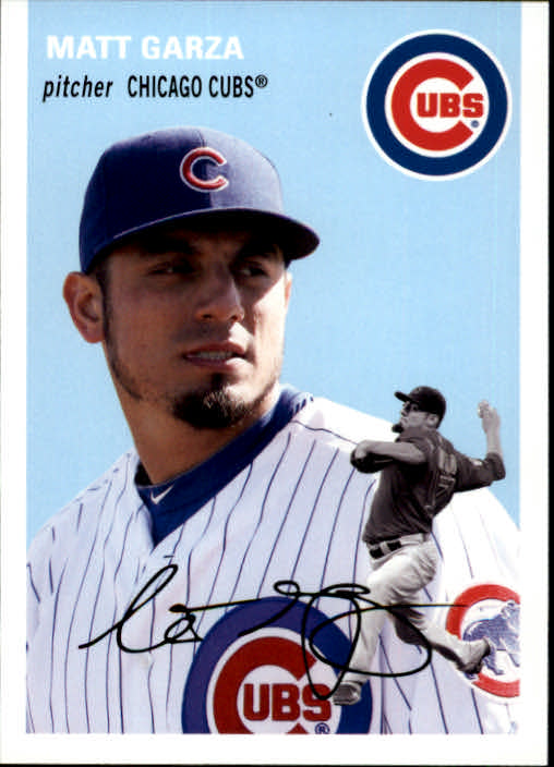 2012 Topps Archives #4 Matt Garza