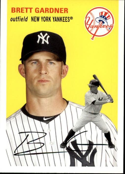 2012 Topps Archives #9 Brett Gardner