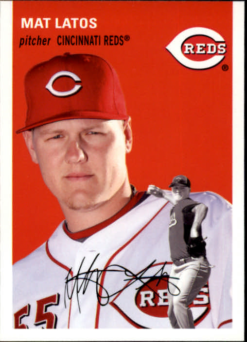 2012 Topps Archives #17 Mat Latos