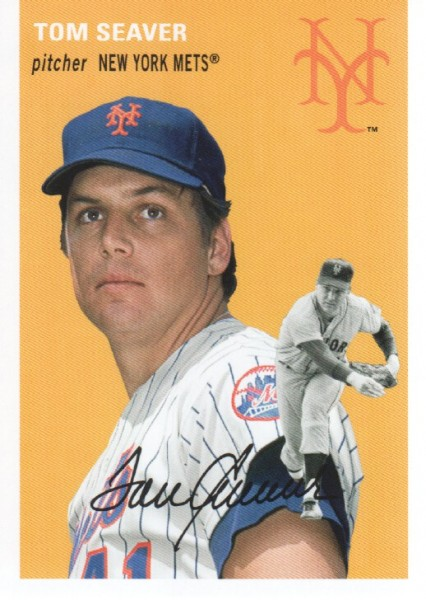 2012 Topps Archives #18 Tom Seaver