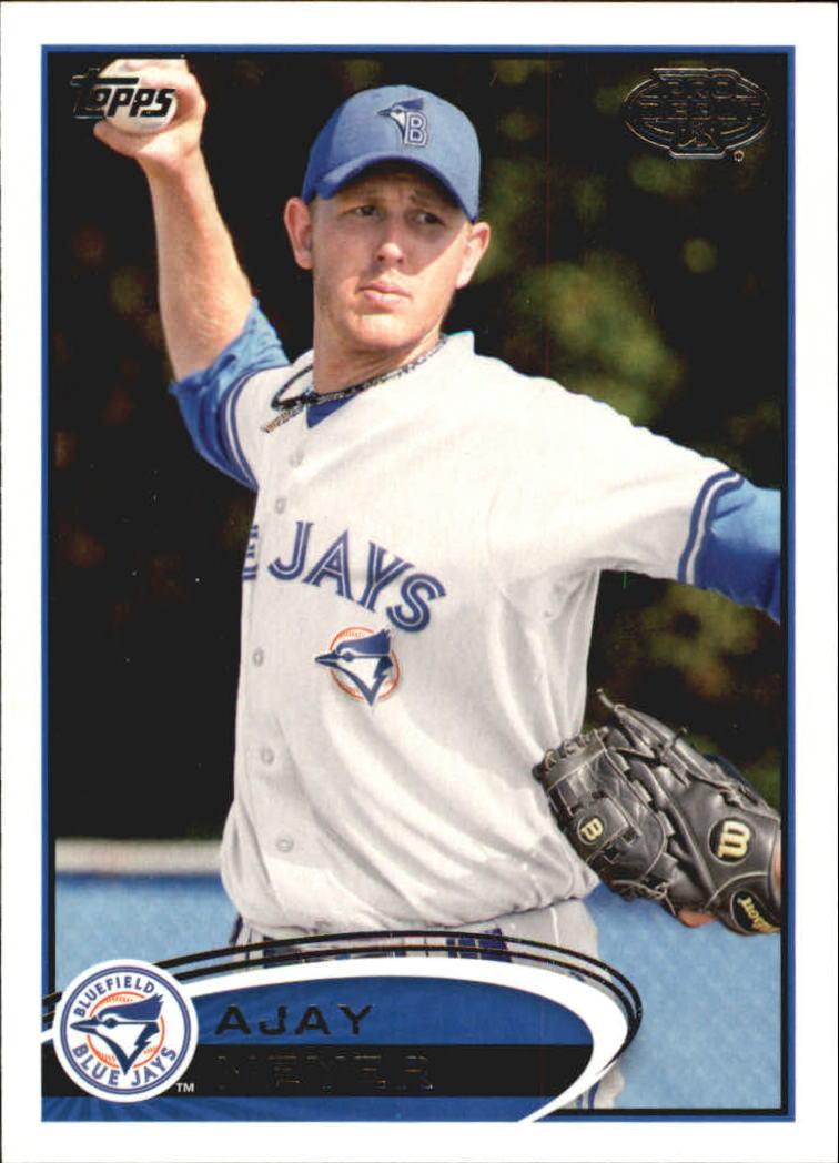 Buy Ajay Meyer Cards Online Ajay Meyer Baseball Price Guide Beckett