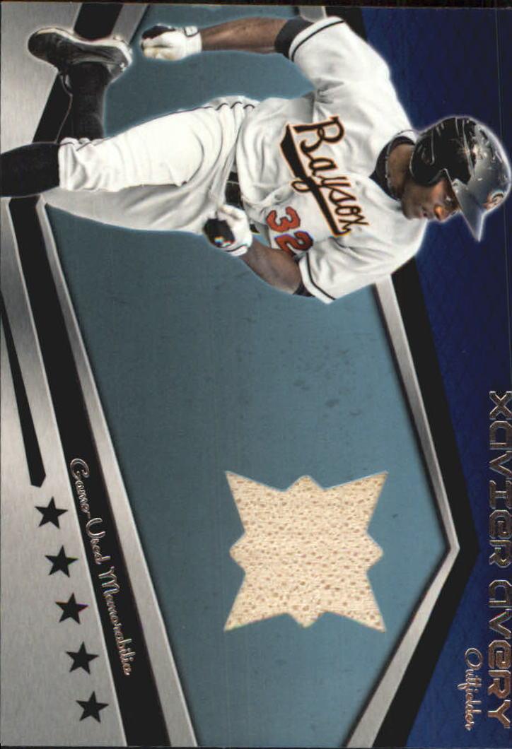 2012 Topps Pro Debut Minor League Materials #XA Xavier Avery