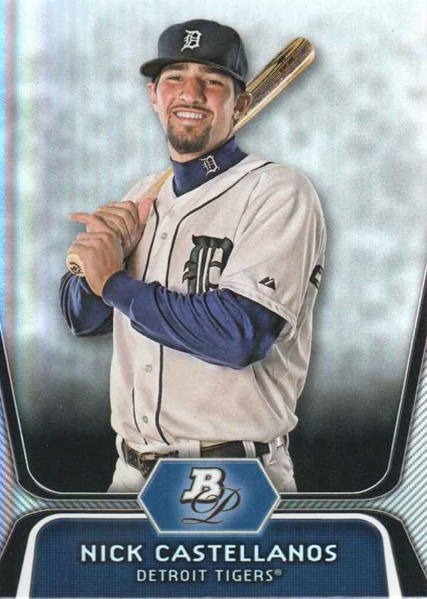 2012 Bowman Platinum Prospects #BPP97 Nick Castellanos