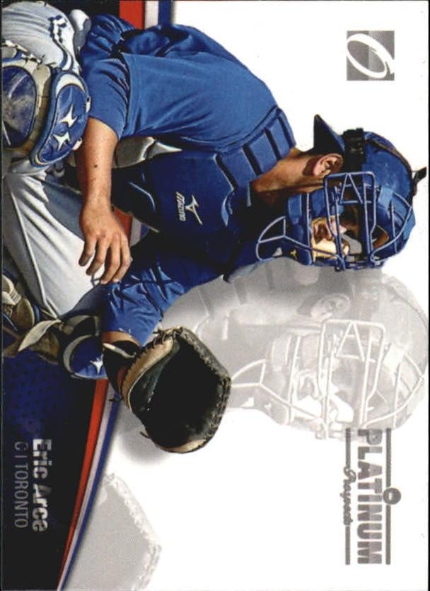 2012 Onyx Platinum Prospects #PP2 Eric Arce