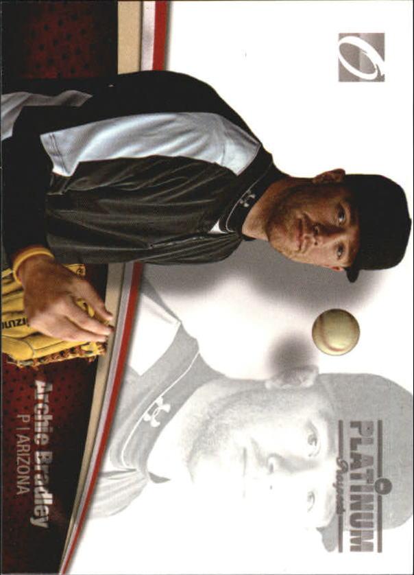 2012 Onyx Platinum Prospects #PP8 Archie Bradley