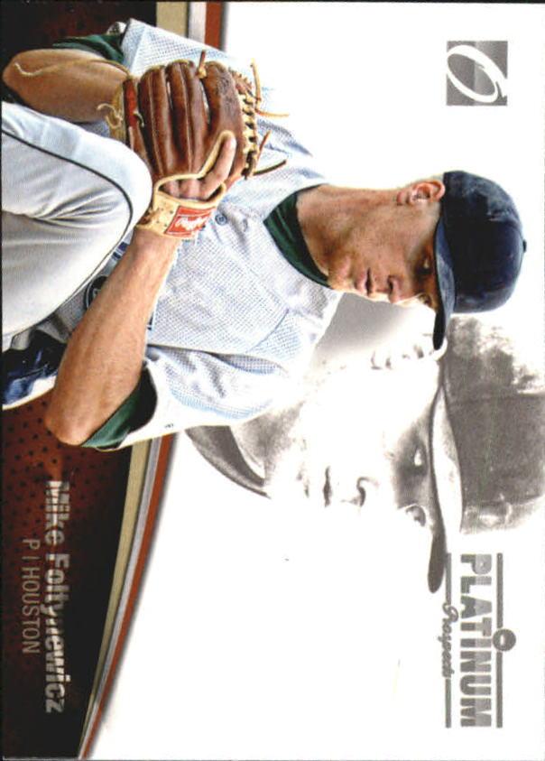2012 Onyx Platinum Prospects #PP21 Mike Foltynewicz