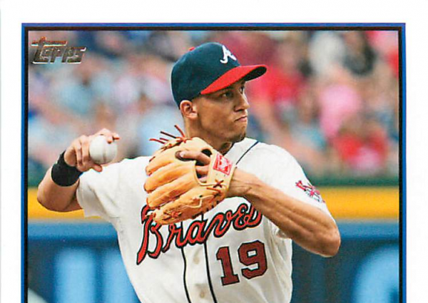 2012 Topps Update #US232 Andrelton Simmons RC
