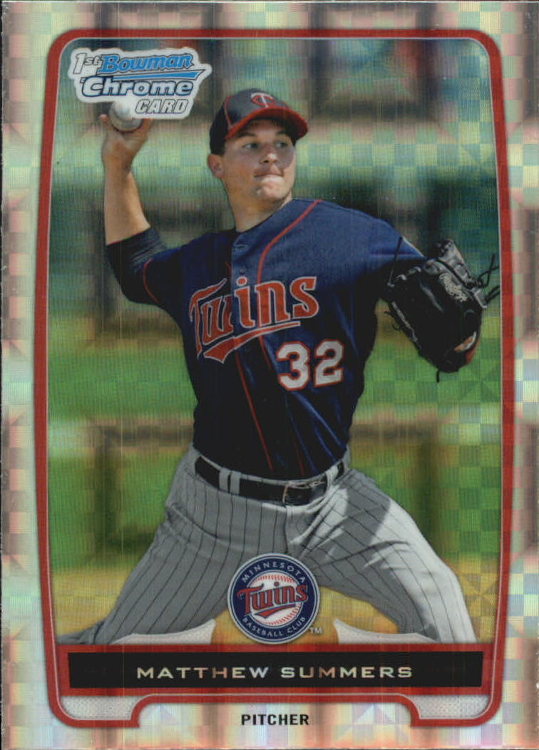 Buy Matthew Summers Cards Online Matthew Summers Baseball Price