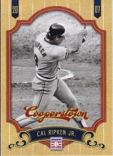 2012 Panini Cooperstown #131 Cal Ripken Jr.