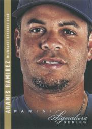2012 Panini Signature Series #12 Aramis Ramirez
