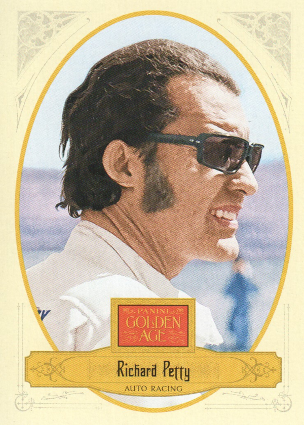 2012 Panini Golden Age #93 Richard Petty
