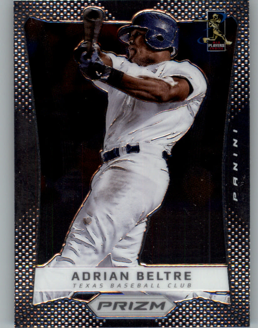 2012 Panini Prizm #5 Adrian Beltre