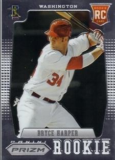 2012 Panini Prizm #152 Bryce Harper RC