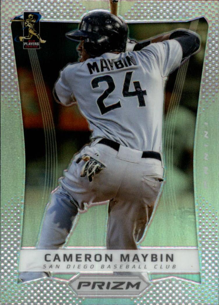 2012 Panini Prizm Prizms #2 Cameron Maybin