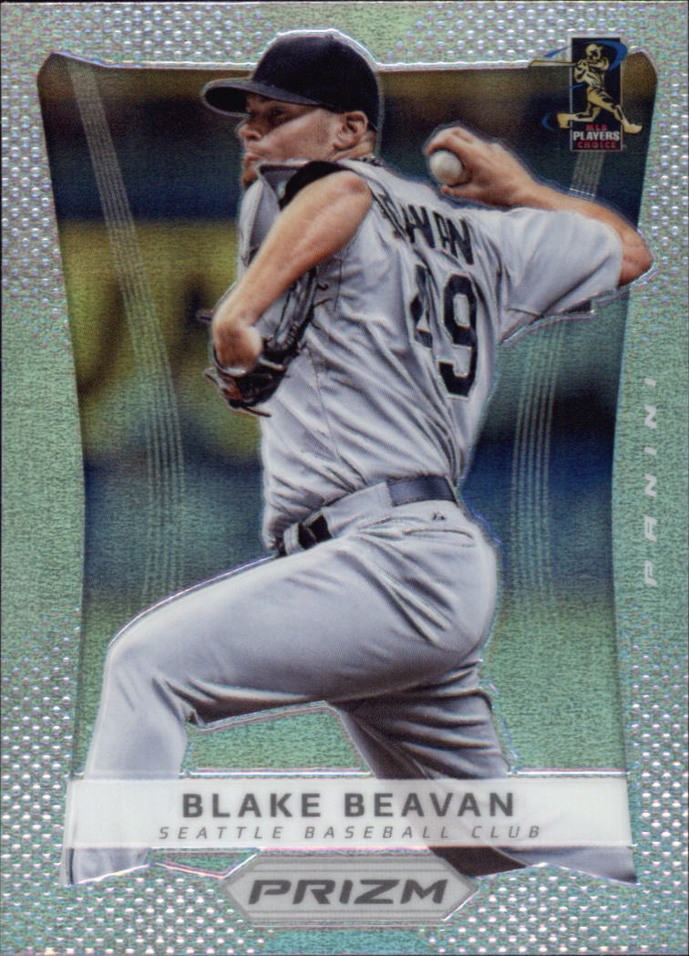 2012 Panini Prizm Prizms #9 Blake Beavan