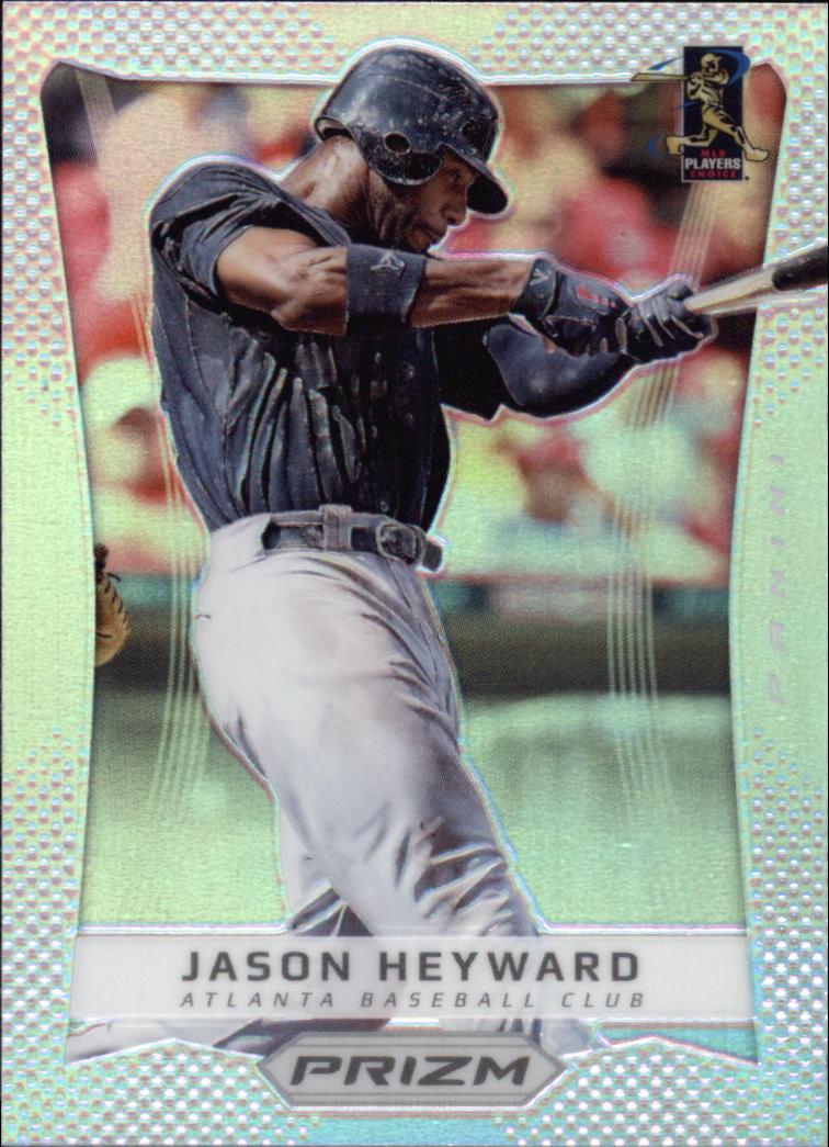 2012 Panini Prizm Prizms #11 Jason Heyward