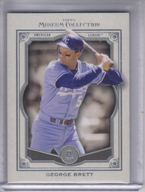 2013 Topps Museum Collection #2 George Brett
