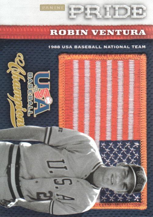 2013 USA Baseball Champions Pride #22 Robin Ventura