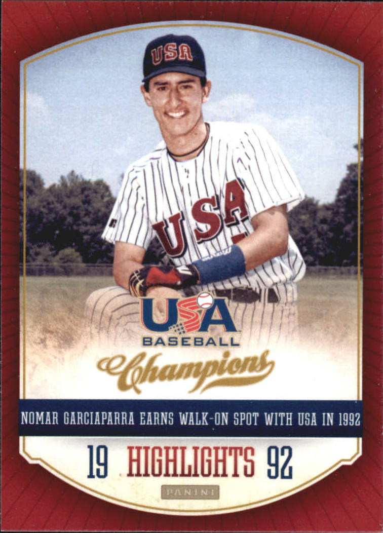 2013 USA Baseball Champions Highlights #11 Nomar Garciaparra