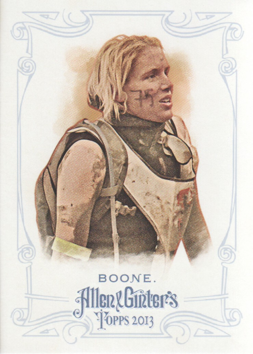 2013 Topps Allen and Ginter #16 Amelia Boone