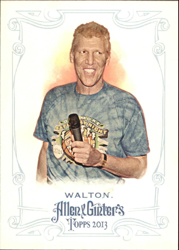 2013 Topps Allen and Ginter Mini #100 Bill Walton