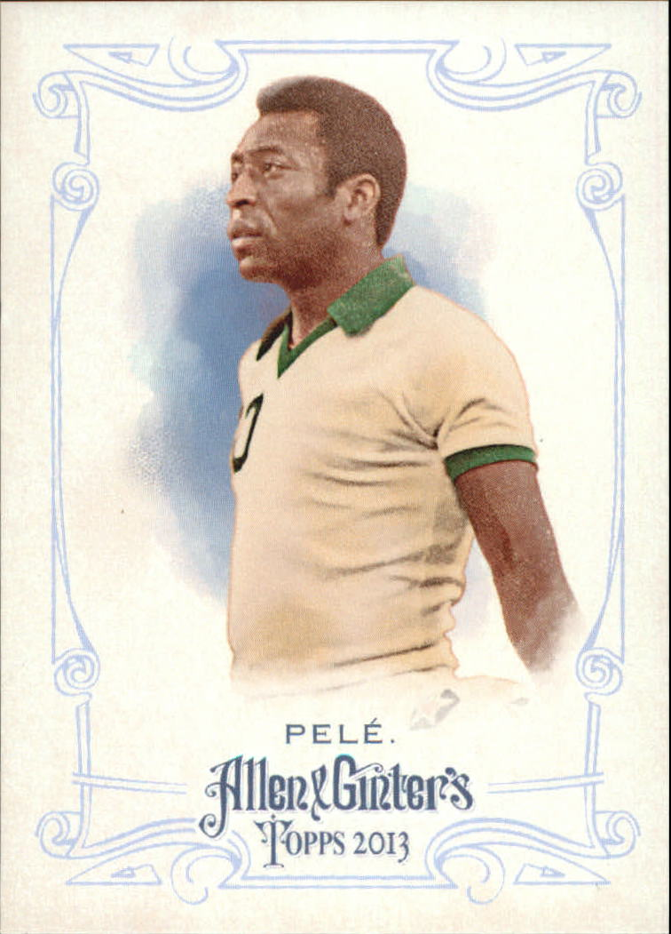 2013 Topps Allen and Ginter Mini #130 Pele