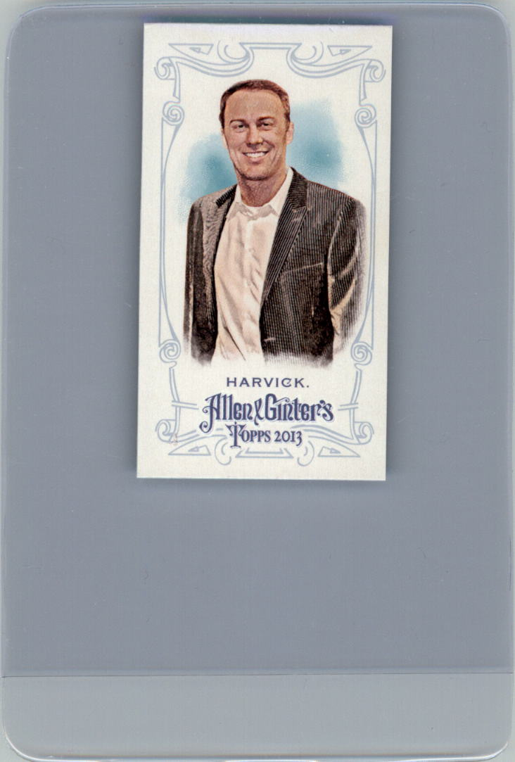 2013 Topps Allen and Ginter Mini A and G Back #35 Kevin Harvick