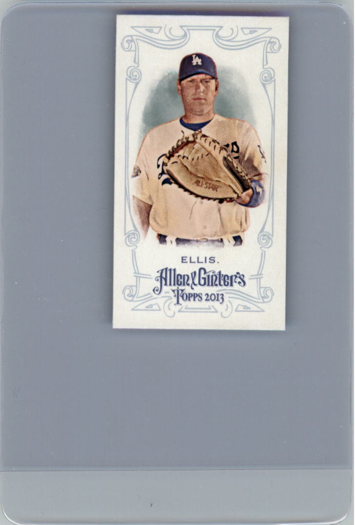 2013 Topps Allen and Ginter Mini A and G Back #265 A.J. Ellis