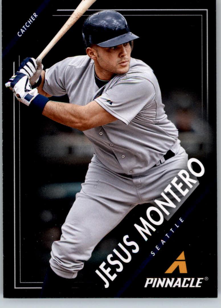 2013 Pinnacle #2 Jesus Montero