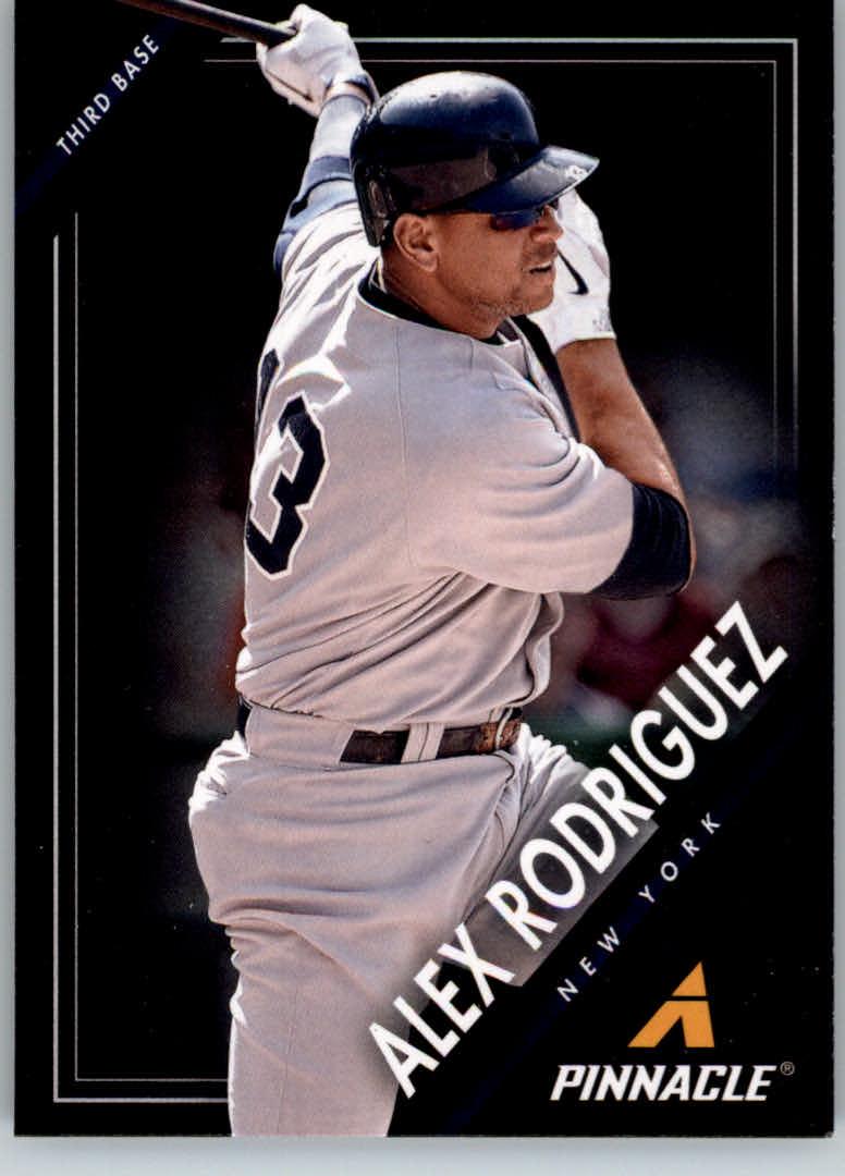 2013 Pinnacle #118 Alex Rodriguez