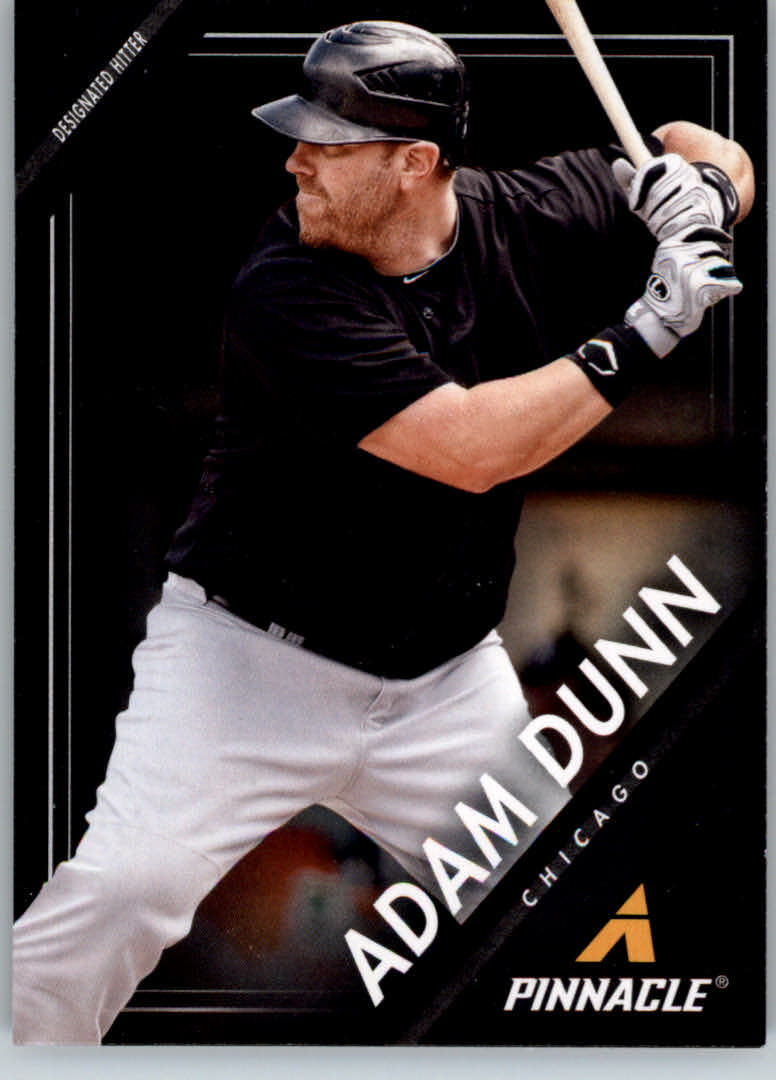 2013 Pinnacle #122 Adam Dunn