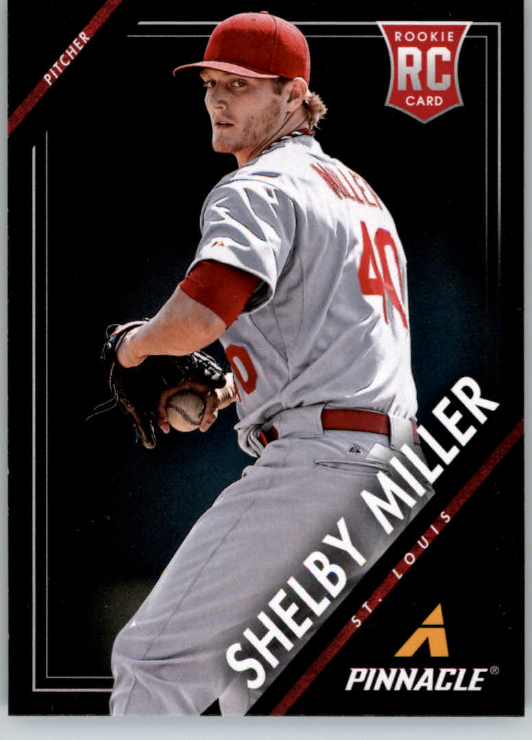 2013 Pinnacle #178 Shelby Miller RC