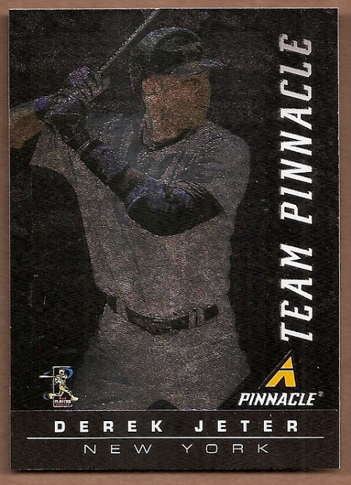 2013 Pinnacle Team Pinnacle #2B Derek Jeter/Cal Ripken Jr.