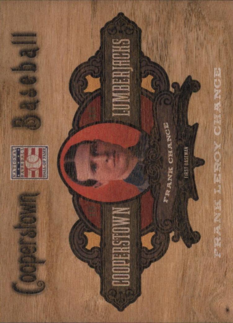 2013 Panini Cooperstown Lumberjacks #6 Ty Cobb