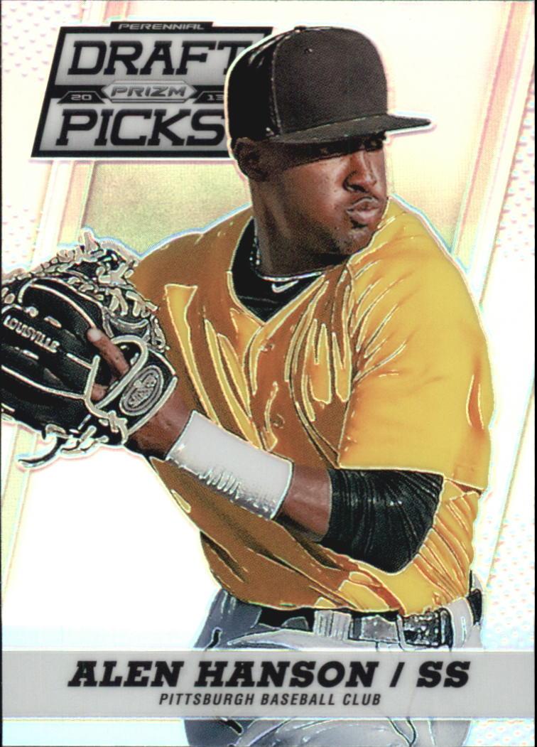 2013 Panini Prizm Perennial Draft Picks Prizms #3 Alen Hanson