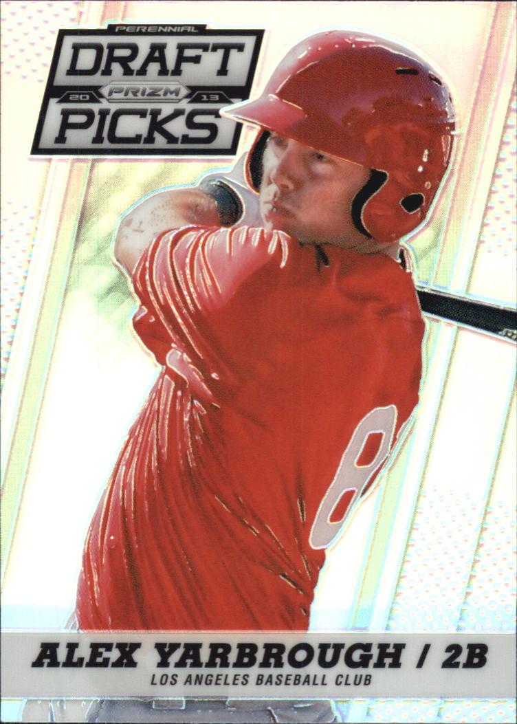 2013 Panini Prizm Perennial Draft Picks Prizms #4 Alex Yarbrough