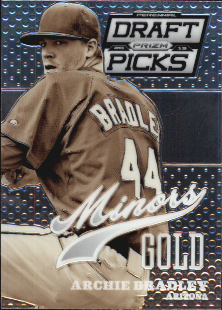 2013 Panini Prizm Perennial Draft Picks Minors #3 Archie Bradley