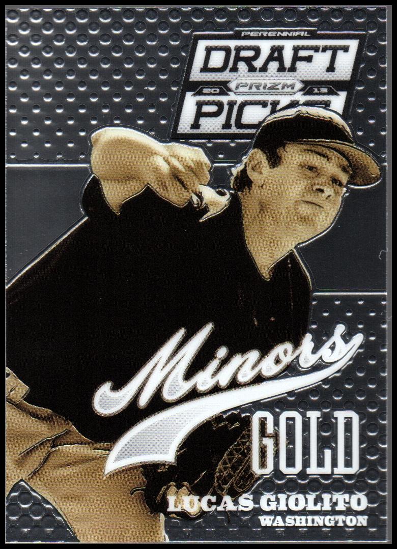 2013 Panini Prizm Perennial Draft Picks Minors #8 Lucas Giolito