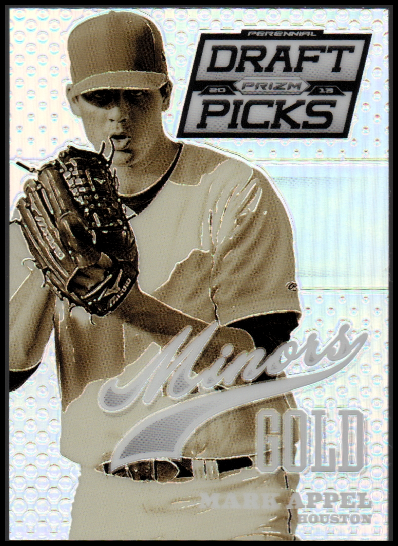 2013 Panini Prizm Perennial Draft Picks Minors Prizms #24 Mark Appel