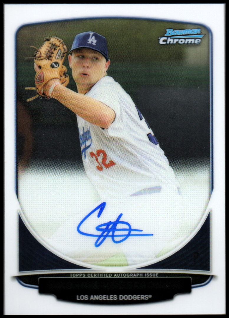 2013 Bowman Chrome Draft Draft Pick Autographs #CA Chris Anderson
