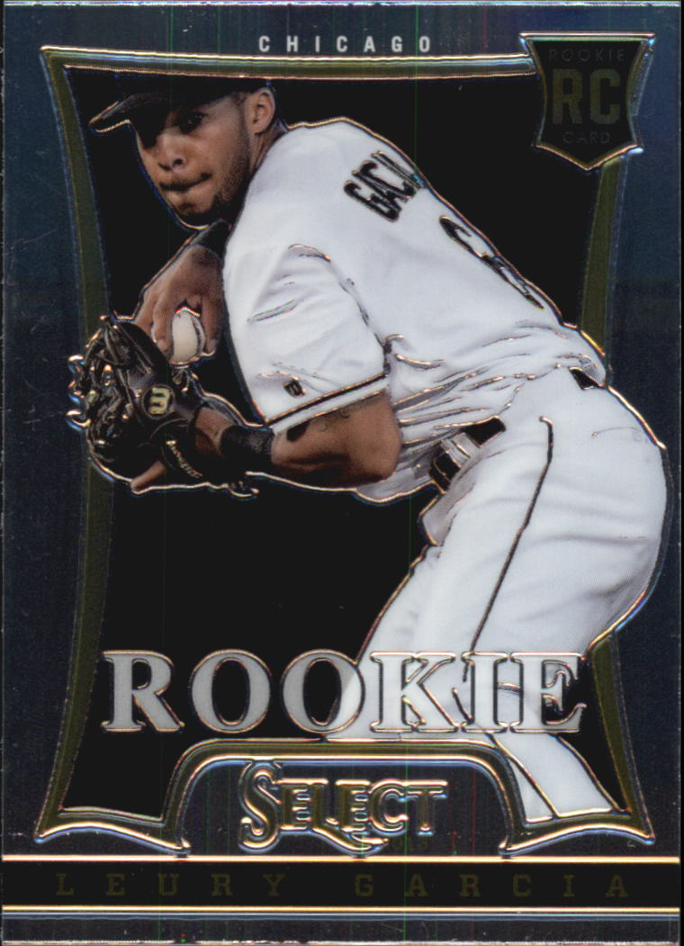 Buy Leury Garcia Cards Online Leury Garcia Baseball Price