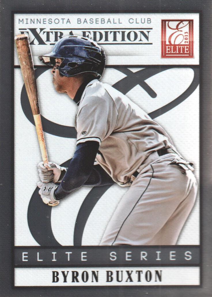 2013 Elite Extra Edition Elite Series #1 Byron Buxton