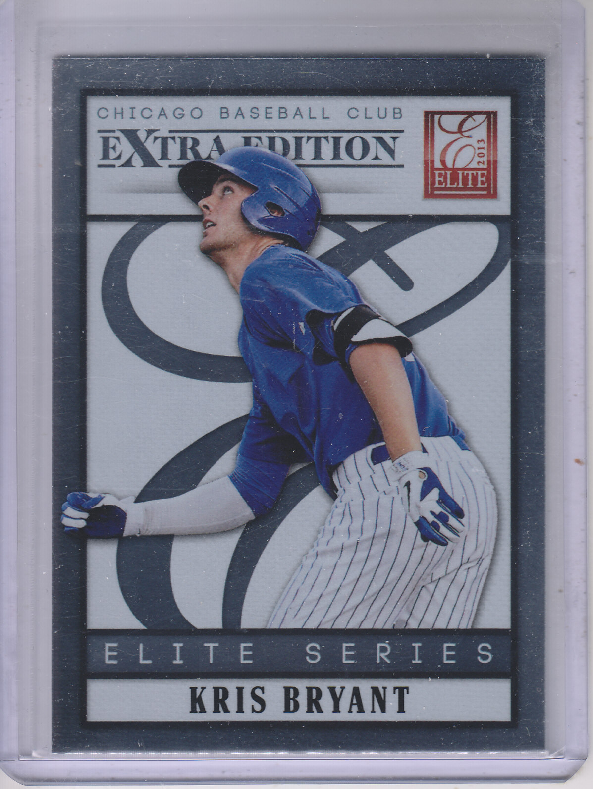 2013 Elite Extra Edition Elite Series #2 Kris Bryant