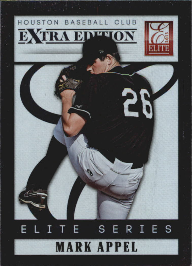 2013 Elite Extra Edition Elite Series #5 Mark Appel