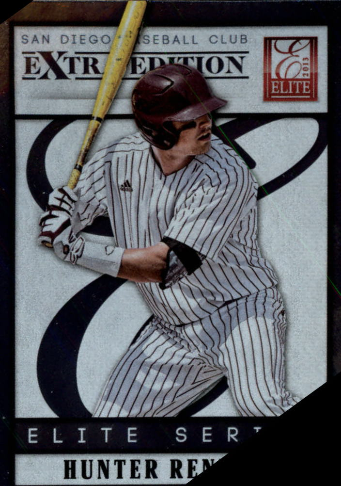 2013 Elite Extra Edition Elite Series #8 Hunter Renfroe