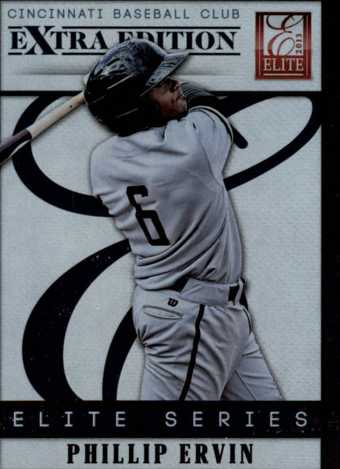 2013 Elite Extra Edition Elite Series #15 Phillip Ervin