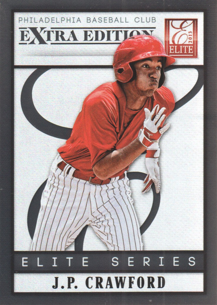 2013 Elite Extra Edition Elite Series #16 J.P. Crawford