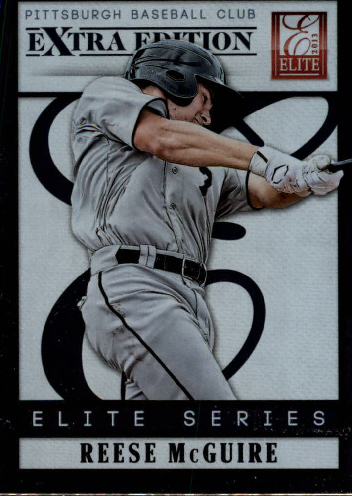 2013 Elite Extra Edition Elite Series #18 Reese McGuire